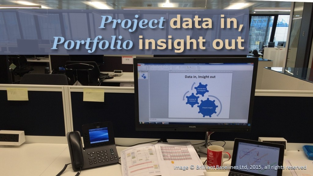 Data in insight out