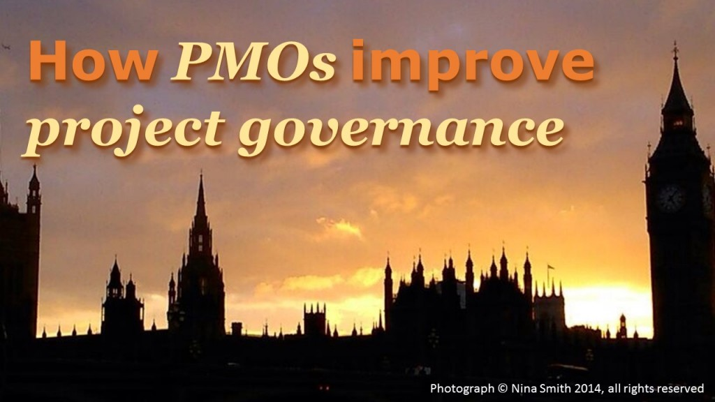 How PMOs improve Project Governance